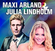 Maxi Arland & Julia Lindholm (Bild)